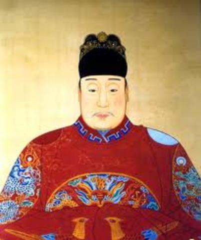 Mongol's Eventual Overthrow