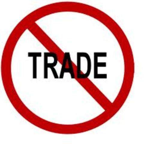 Money Limits Trans-Oceanic Trade