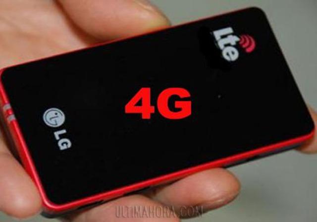 4ª Generación.LTE2.5Ghz