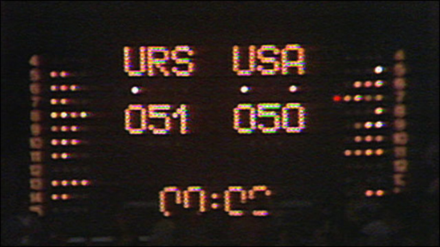 Olympic Rivalry: 1972 Basketball Game