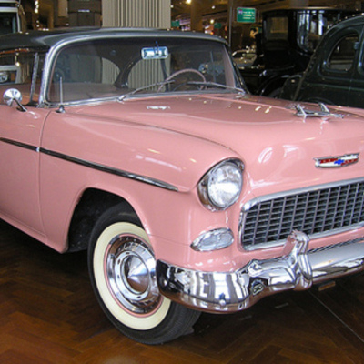 Automobiles of the 40s, 50s, and 60s timeline
