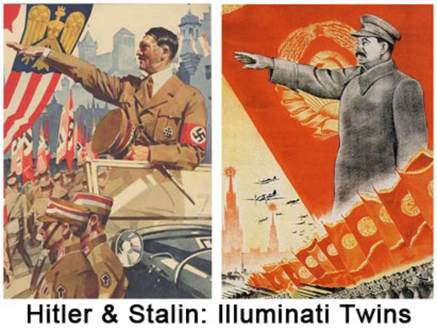 Hitler breaks Pact with Stalin's Russia and invades -USSR which now joins England in fighting the Germans
