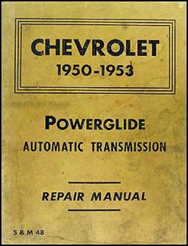 Auto transmission in Chevys
