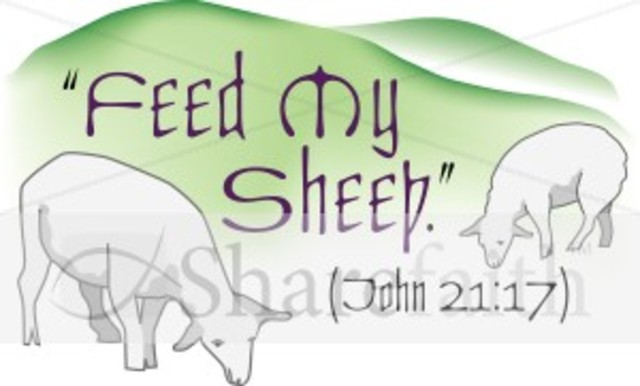 Student Retreat - Feed My Sheep