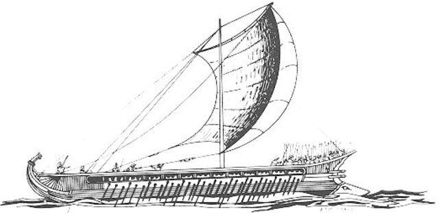 Konon, 406 Battle of Aegospotami