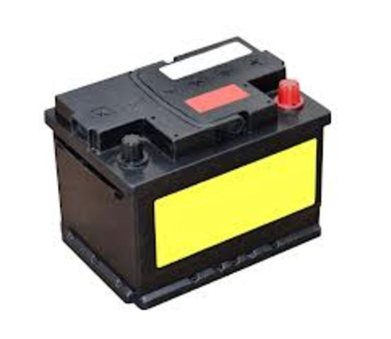 The first practical battery for strong electricity is used