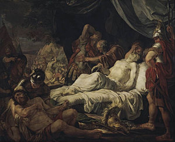 Pelopidas, 379 Capture of Theban Citadel