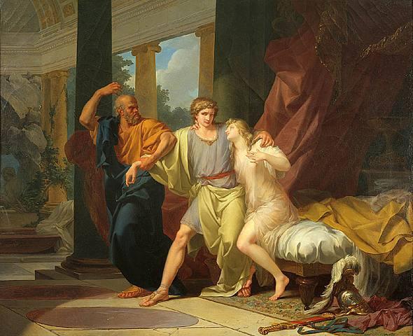 Alcibiades, 415 Devises Sicilian Expedition