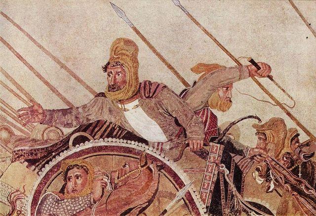 Darius III, 334 Defense of Empire from Alexander the Great