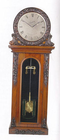 First Electrical Clock