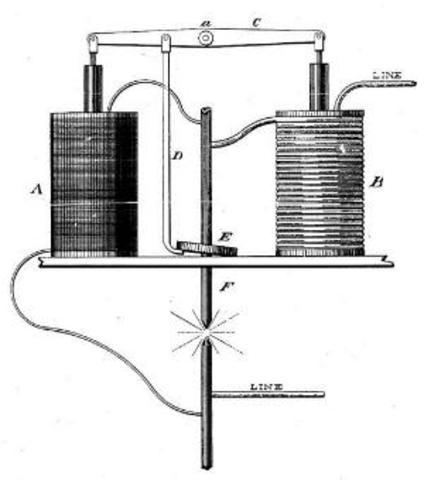 Electric Arc Lighting