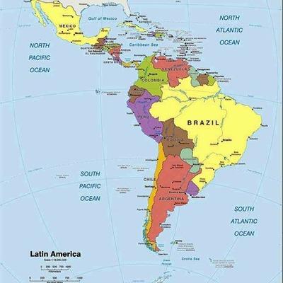 Latin American Revoultion  timeline