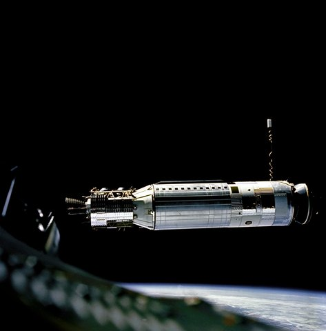 Gemini 8 Failure