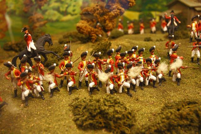 Battle of Saratoga(Battle of freeman's Farm)