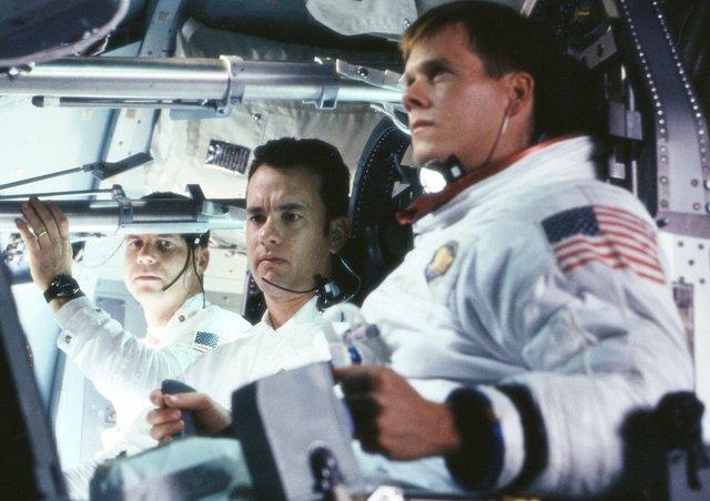 "Apollo 13 Failure ""Houston, we have a problem."""