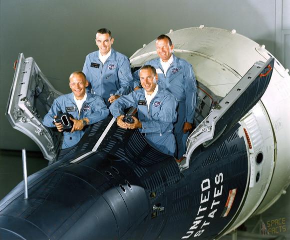 Final Launch of Gemini Project Gemini 12