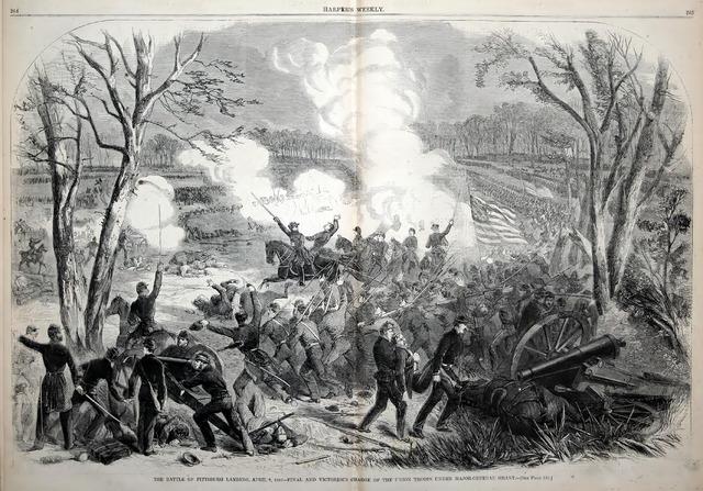 Defense at Pittsburg Landing