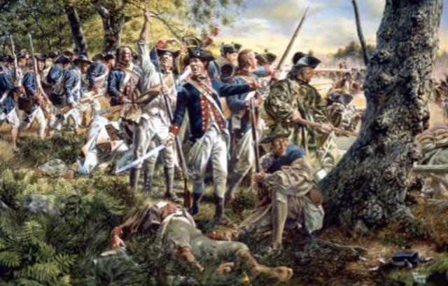 Battle of Bradywine