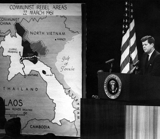 Kennedy's public warning