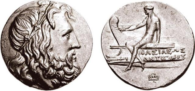 Antigonus III Doson, 224 Establishes Counter-Spartan League