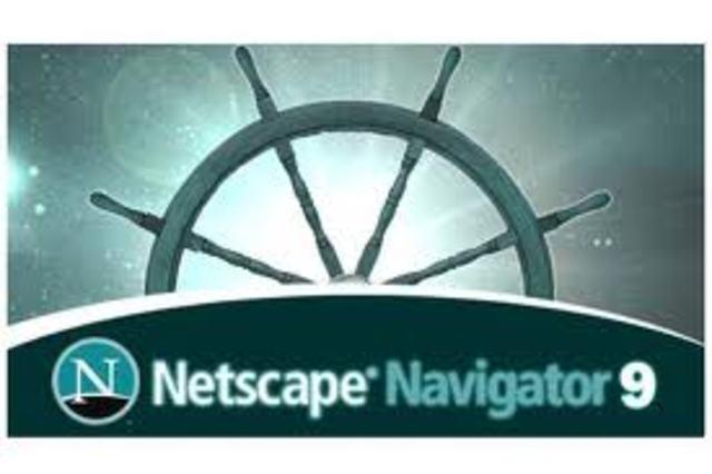 Netscape goes public