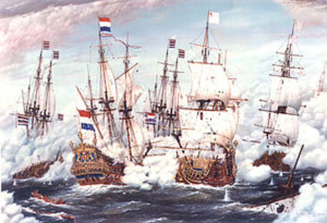 the dutch came in 1652