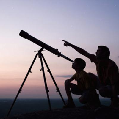 Telescope history Timeline