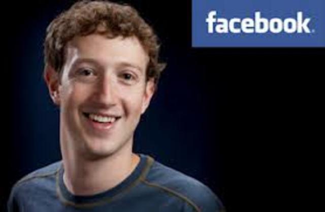 Facebook Created