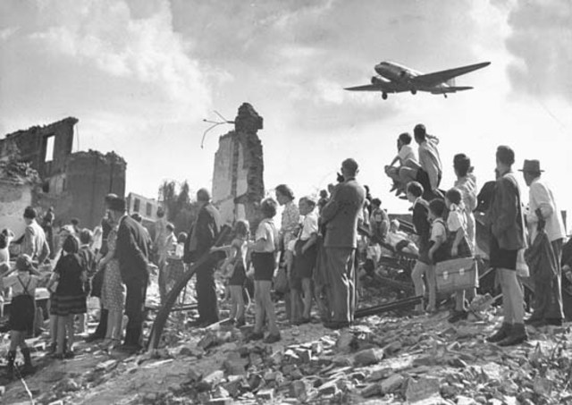 Berlin Blockade Lifted