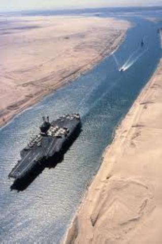 The Suez Intervention