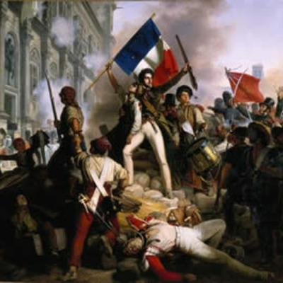 Hechos Históricos de la Revolución Francesa timeline