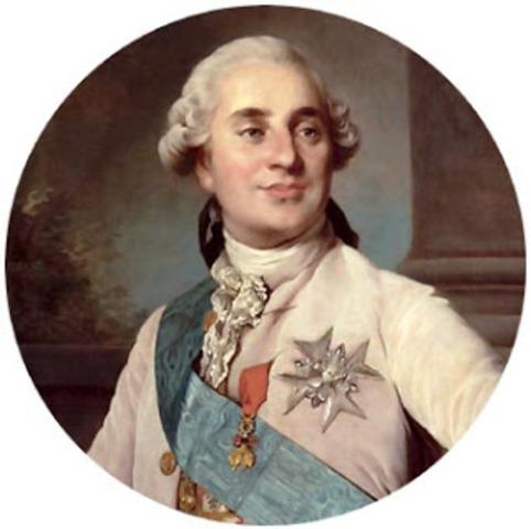 Muerte de Luis XIV. Subida al trono de Luis XV.