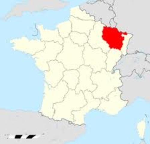 Lorena pasa a ser parte de Francia. 1768 Córcega anexionada por Francia.