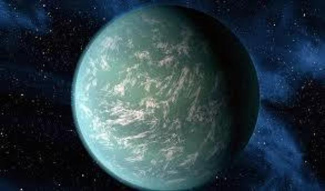 First Planet in Habitable Zone