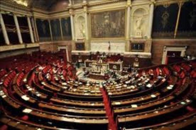 Remodelación de los parlamentos por Maupeou.