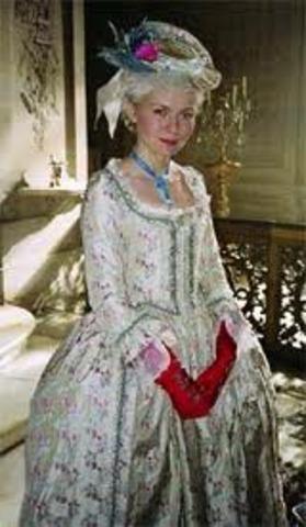 Necker publica Administration des Financies, Affair de la Gargantilla de diamantes desacreditado a la reina Maria Antonieta.
