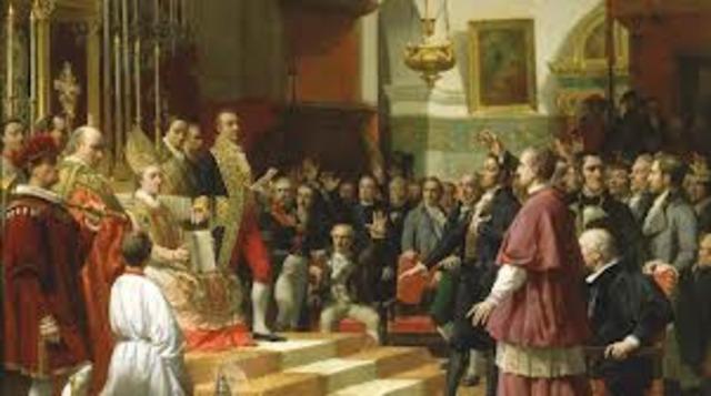 Con la adhesión de los diputados de los estados clerical y noble a la Asamblea Nacional, ésta se convierte en Asamblea Nacional y Constituyente.
