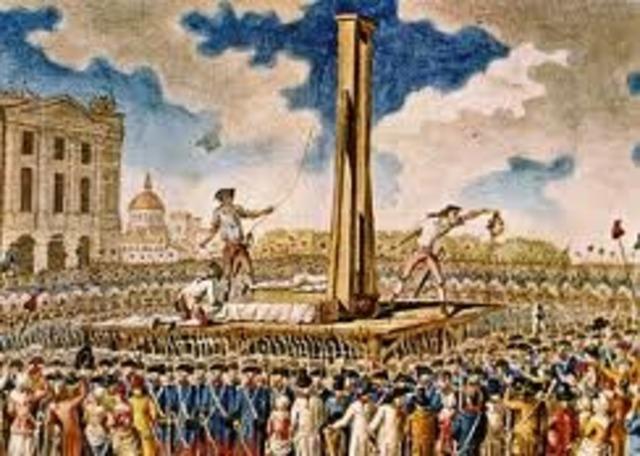 Traslado de la Sociedad de Amigos de la Constitución a París, donde se instalan en el Antiguo convento de los jacobinos. Son conocidos como Club de los Jacobinos.