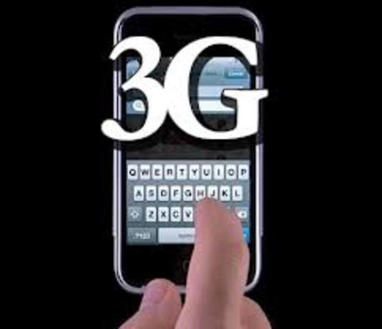Banda UMTS  3G