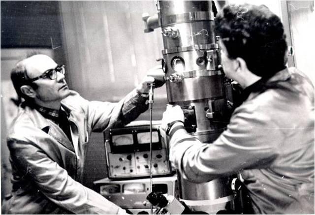 Создание специализированной лаборатории электронной микроскопии.
