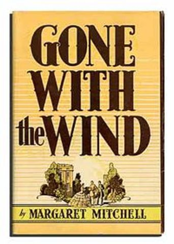 Gone With the Wind by Margaret Mitchell published