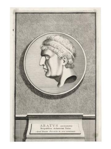 Aratus, 251 Liberates Sicyon