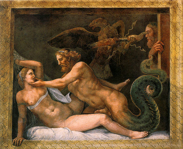 Olympias, 256 Gives Birth to Alexander the Great