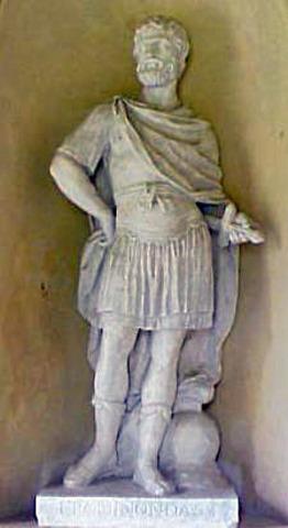 Epaminondas, 371 Beats Spartans at Battle of Leuctra