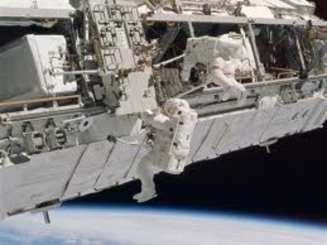 An EVA was the Extravehicular activity, the first one was done on January 16,1969.