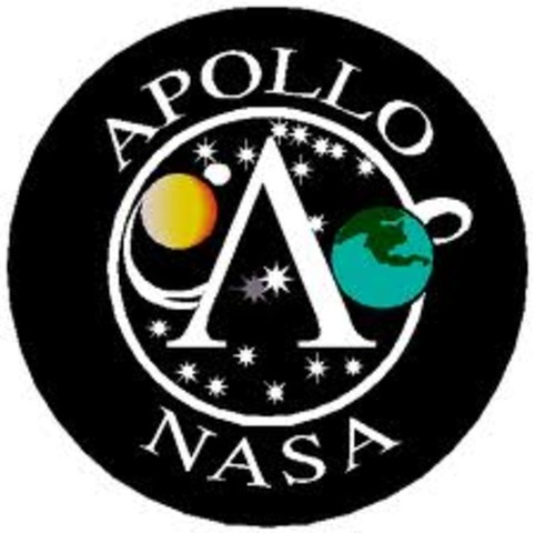 The Apollos' flights were made to determine who would make it to the moon with people in it, unmanned, how ong it would take, etc.
