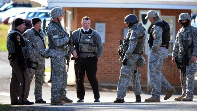 Virginia Tech massacre (school shooting)