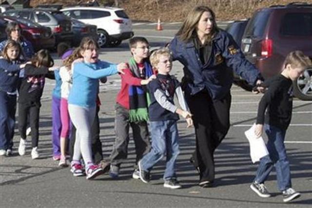 Connecticut school shooting: Children among 27 killed