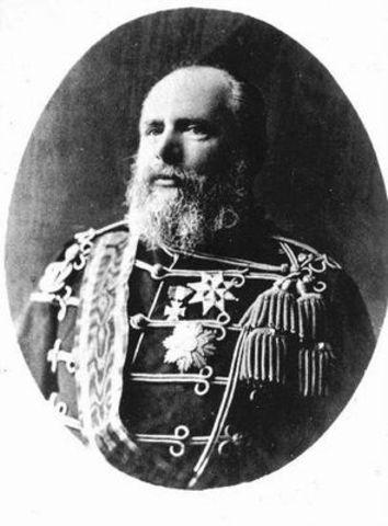 Koning Willem III sterft