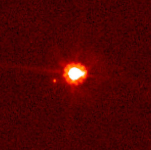 Discovery of Eris
